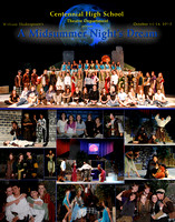 A Midsummer Night's Dream-Poster and Portraits