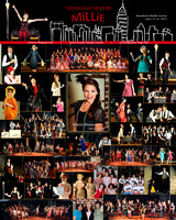 Thoroughly Modern Millie Poster & Portraits