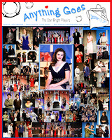 Anything Goes Cast Portraits, Groups & Poster