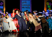 Mary Poppins Act I Performance Photos