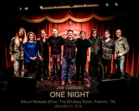 Joe G. One Night Album Release Party