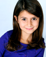 Child & Teen Talent Headshots