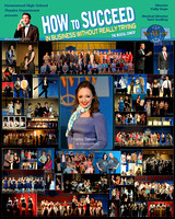How to Succeed - Poster, Cast and Groups