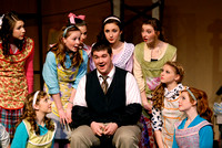 The Pajama Game; Ravenwood High School